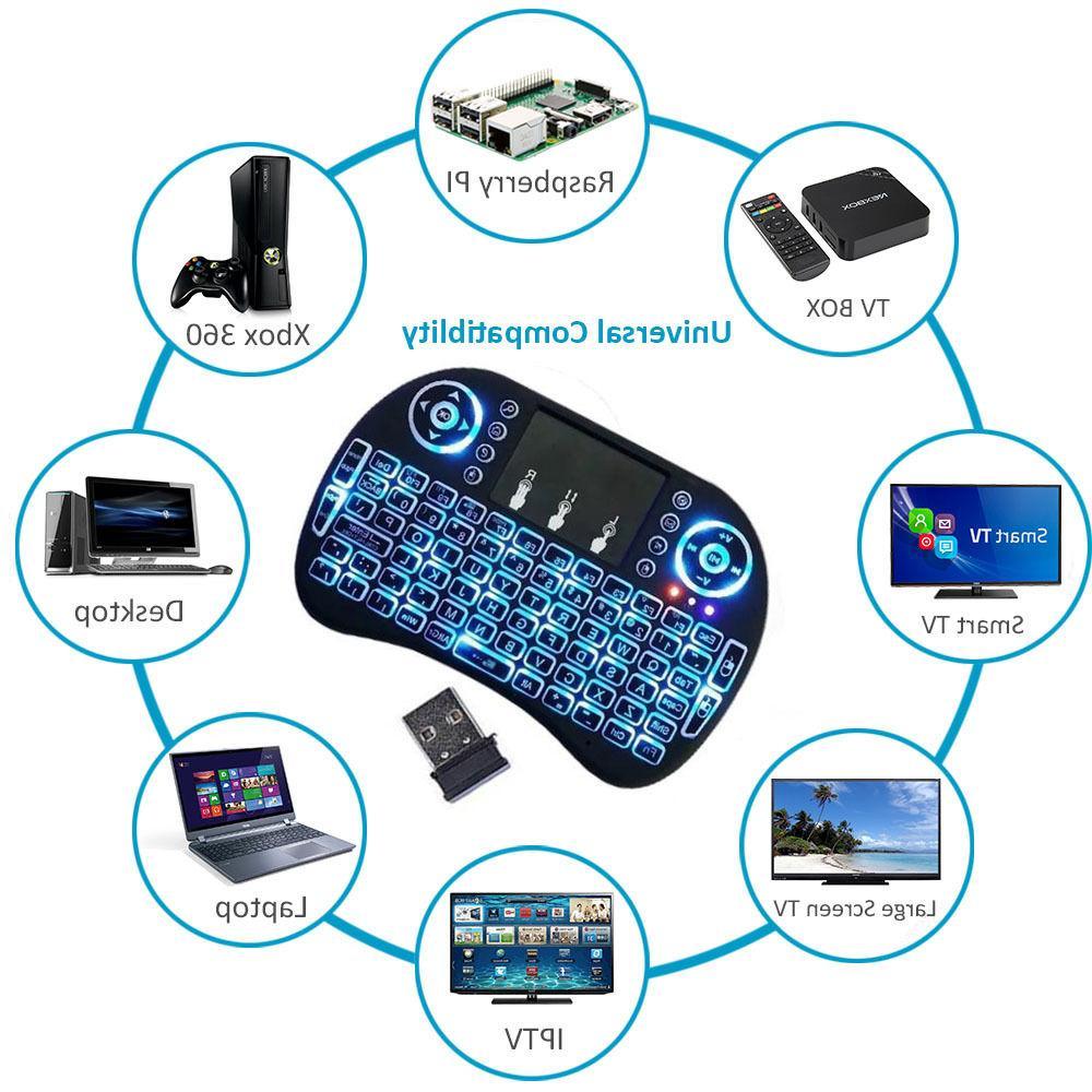 Mini Keyboard Remote for Smart TV