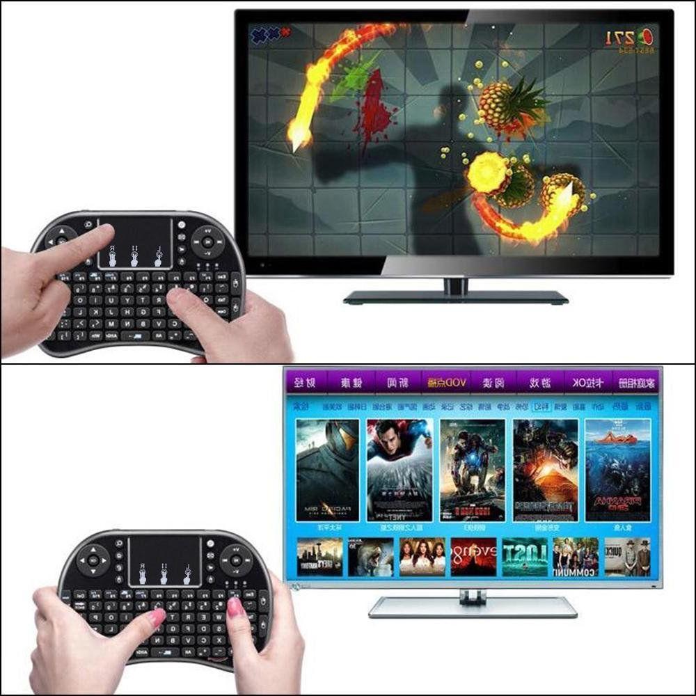 Mini 2.4G Wireless Keyboard Remote for Raspberry TV Box