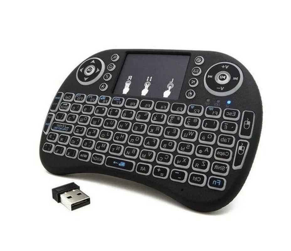 mini wireless keyboard remote