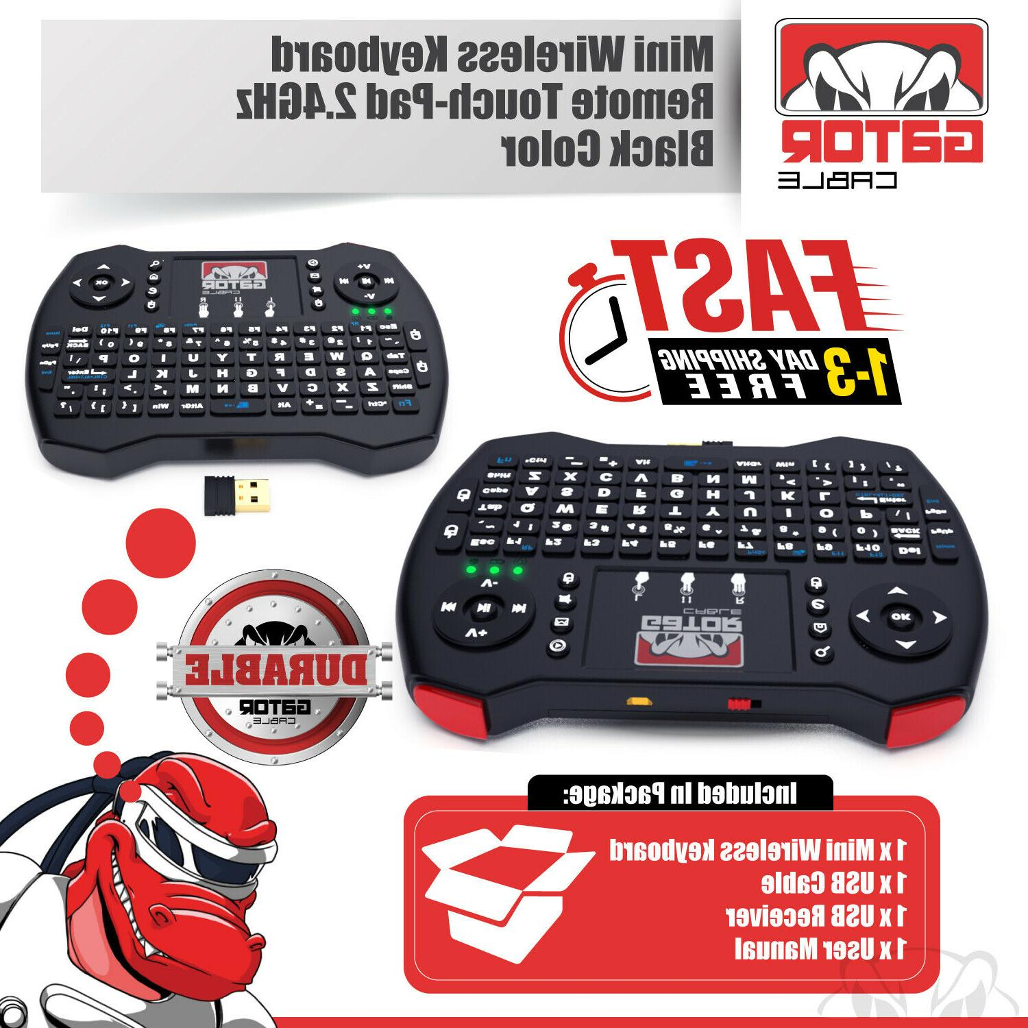 Touchpad Smart Android Box Respberry
