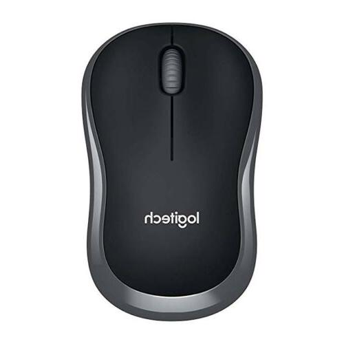 Logitech MK270 Wireless Keyboard and Mouse 2.4GHz Dropout-Free