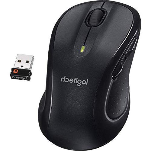 Logitech Wireless Keyboard - MK710 Wireless Black