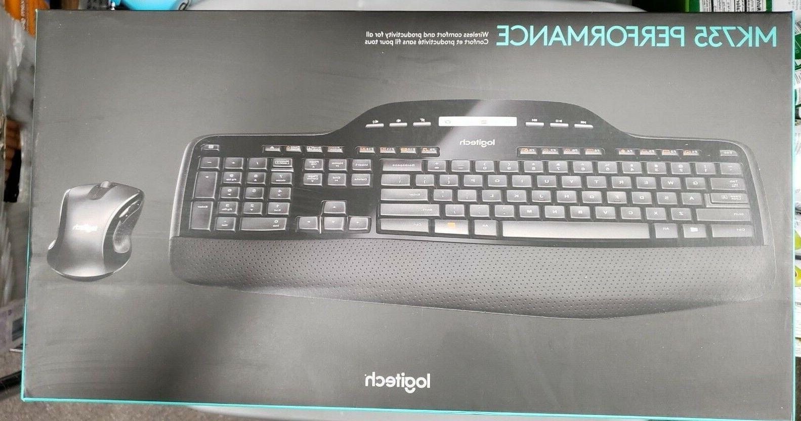 mk735 wireless keyboard mouse combo