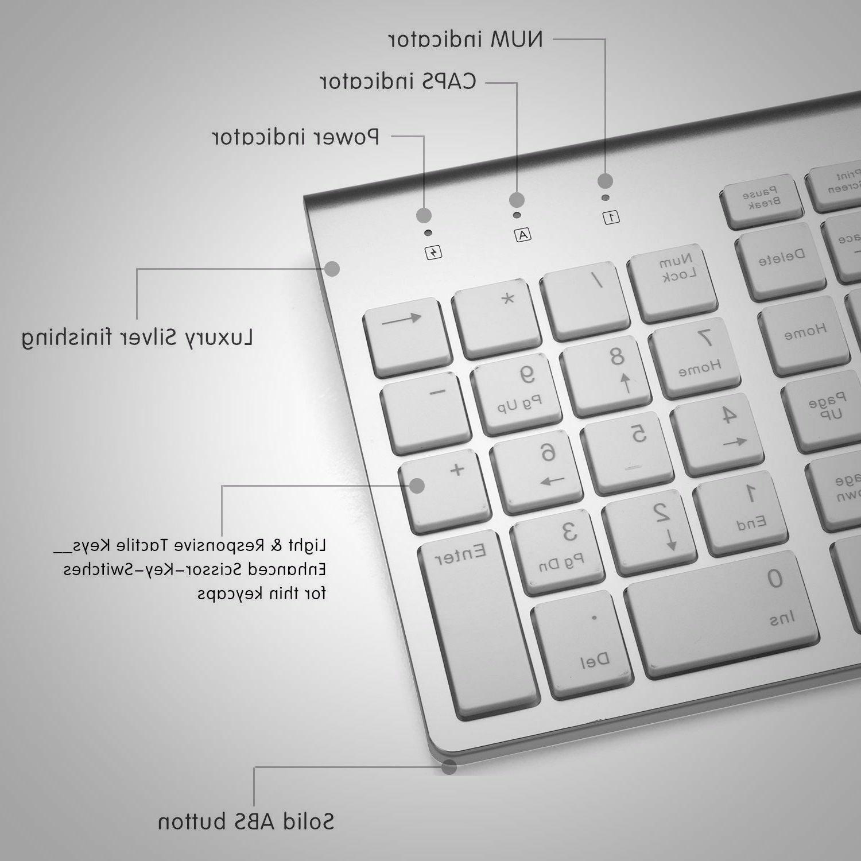 Wireless Combo Set For Mac Apple Size