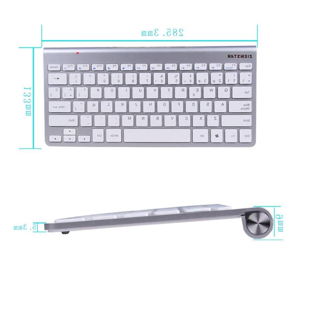 Mute 2.4G Apple Mac Style Wireless Feet