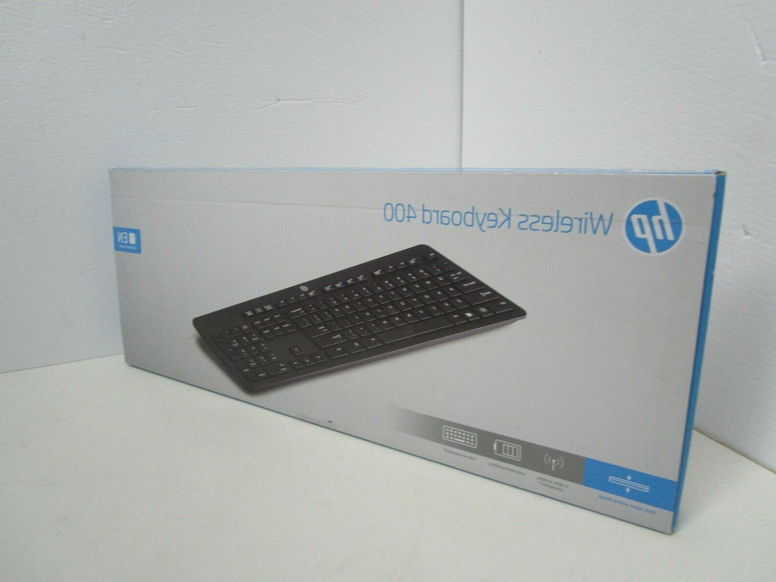 New - 400 Keyboard -