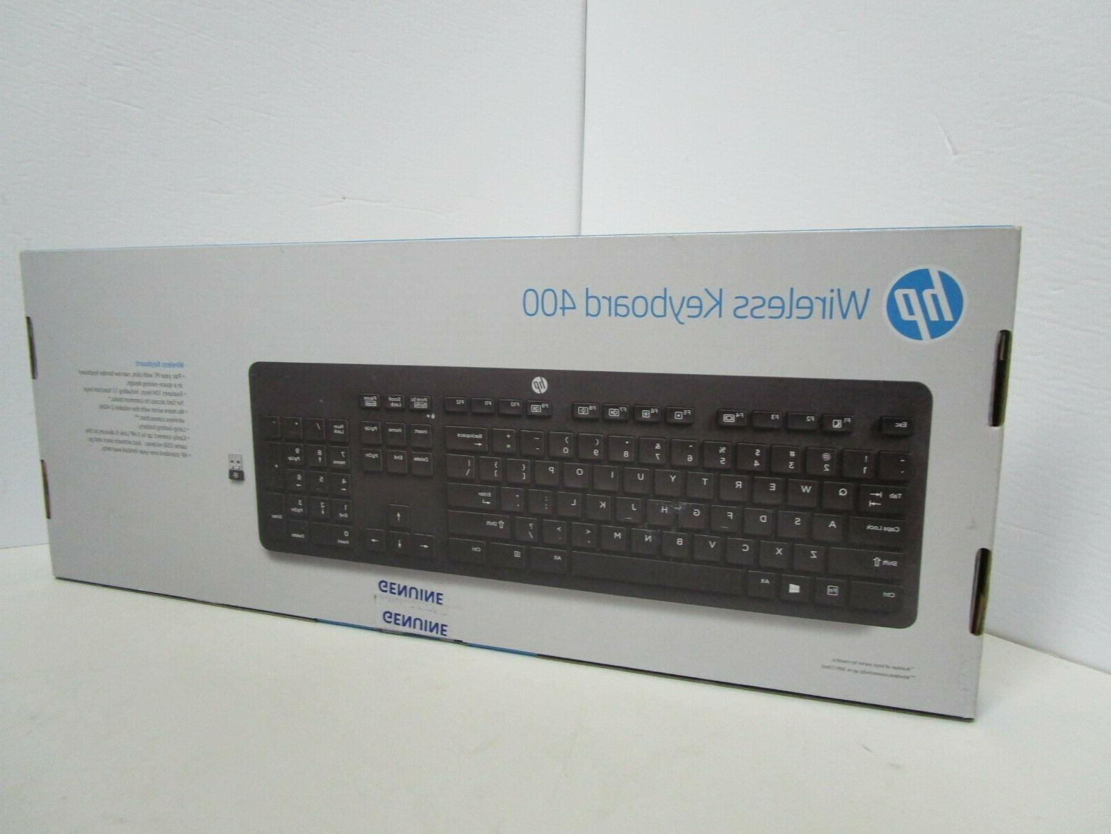new pavilion 400 wireless membrane keyboard black