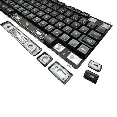 NEW keycaps Clip Wireless Illuminated Keyboard