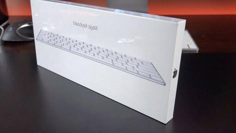 new sealed genuine magic keyboard us english