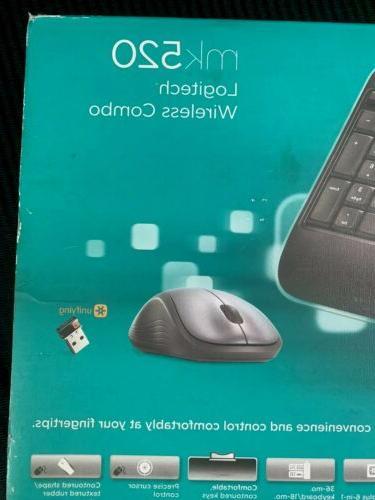 New Keyboard and MK520 -