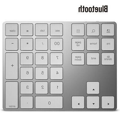 Wireless Pad Numeric Digitals Keyboard