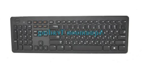 PYTND Dell Wireless Keyboard W/Dongle