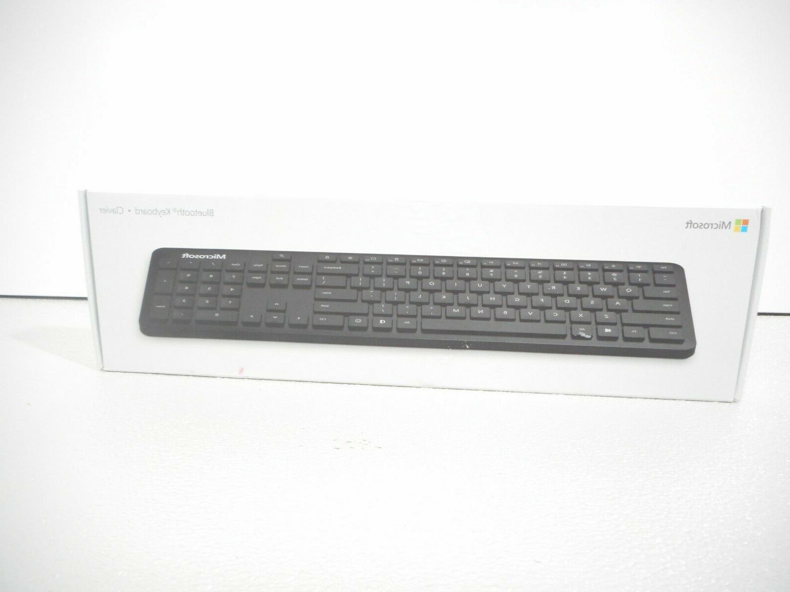 qsz 00001 ms bluetooth keyboard black qsz00001
