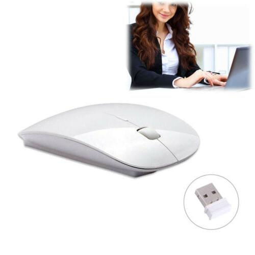 Wireless Mouse Mice USB For Laptop PC Tablet