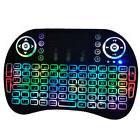 remote backlight mini 2 4ghz wireless keyboard