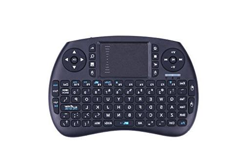rf2 4ghz wireless mini keyboard