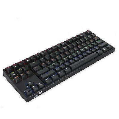 RK Keys / 2.4G LED Mechanical Keyboard