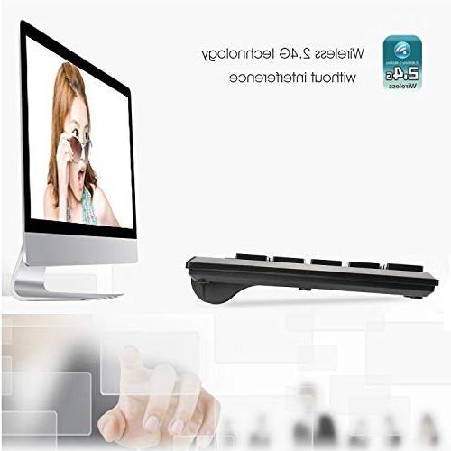 Rii 2.4Ghz Wireless and Combo and Laptop,Desktop,Raspberry Pi KODI XBMC