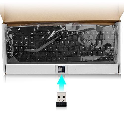 Rii full Keyboard pc,raspberry