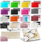 """Rubberized Case Cover + KB Skin for MacBook Pro 13"""" A1706 A1"""