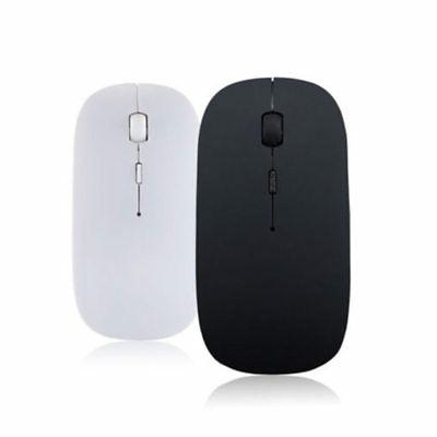 Slim 2.4GHz Wireless Keyboard and Set For Desktop Laptop PC