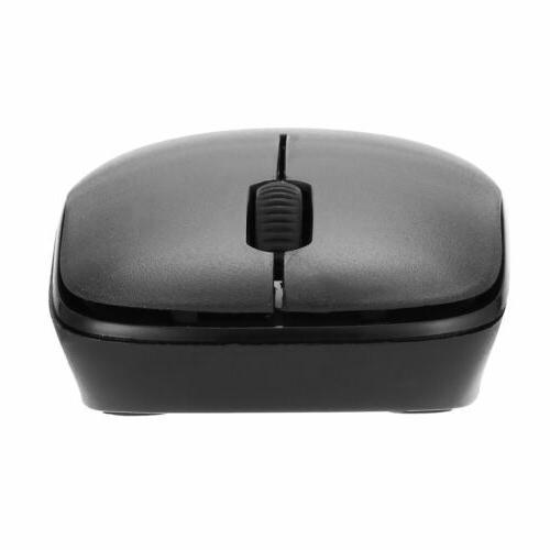 New 2.4GHz USB Wireless Mouse Set Apple
