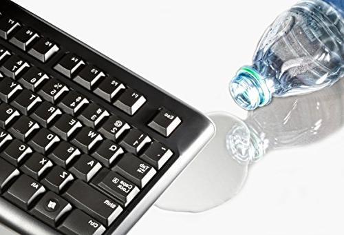 Logitech Corded Keyboard