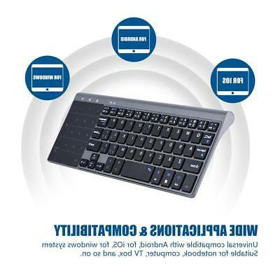 Slim Keyboard For