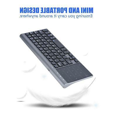Slim Keyboard with For PC
