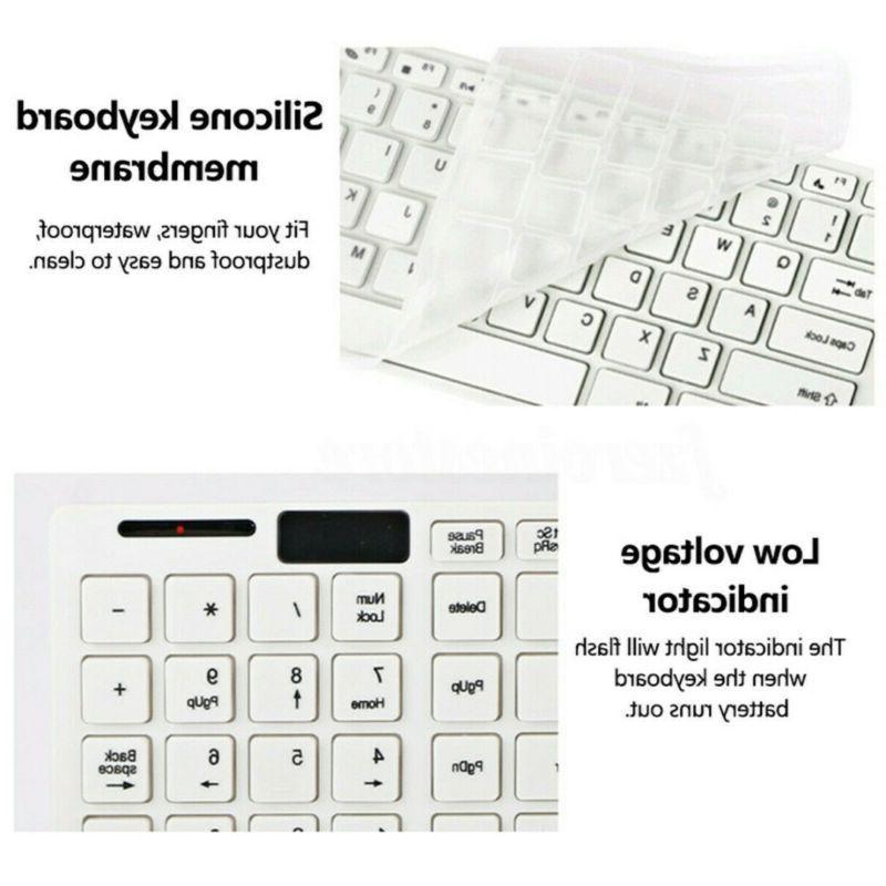 Slim Wireless Set Windows / Mac