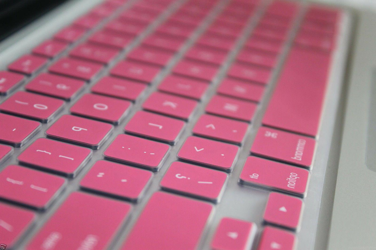 Babypink TPU Keyboard Cover Skin for  APPLE Wireless Keyboard
