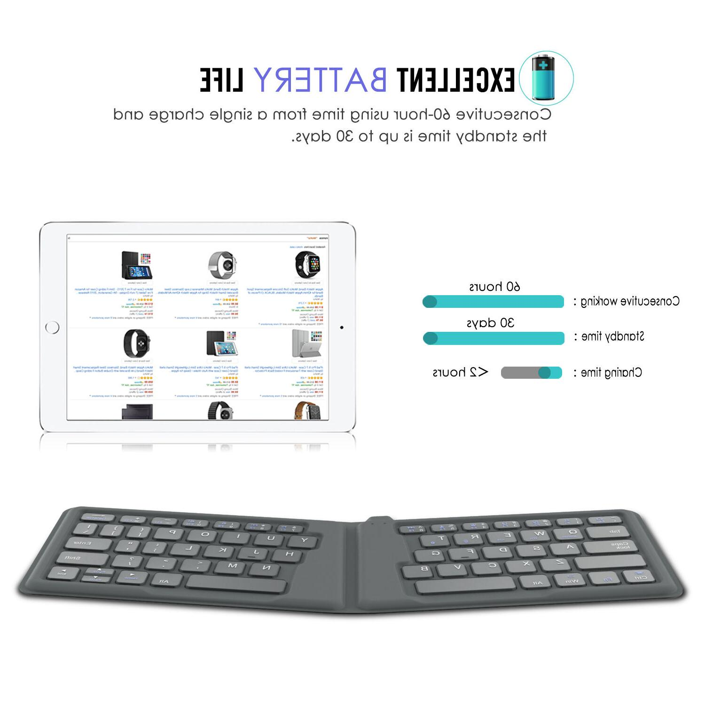MoKo Universal Keyboard for iPad, iOS