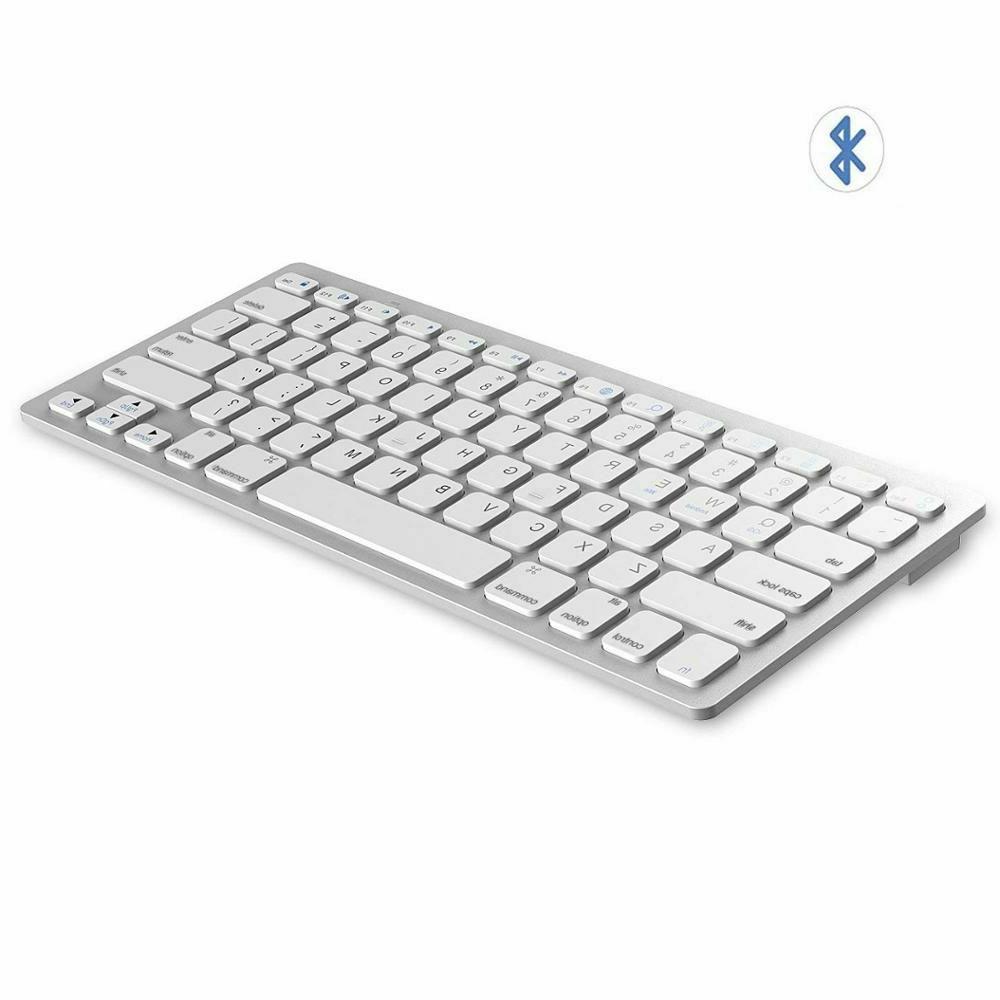 Universal Wireless Bluetooth Keyboard Ultra English