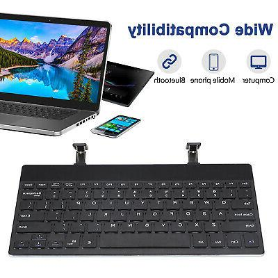Ultra-thin Bluetooth Keyboard for Android Windows