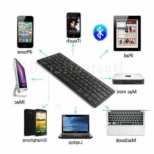 US Ultra Wireless Keyboard For IPad MacBook