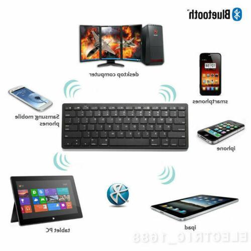 us ultra slim portable wireless keyboard keypad