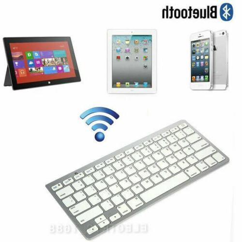 US Wireless Keyboard IPad Air MacBook
