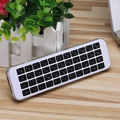 iPazzPort Keyboard PC, Smart Box, KP-810-30BL