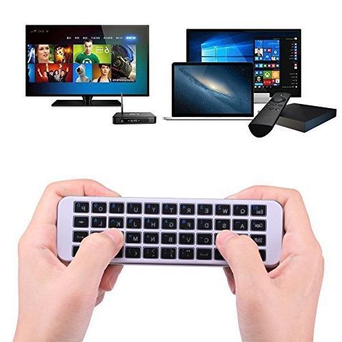 Mini Backlit Remote PC, Box, KP-810-30BL