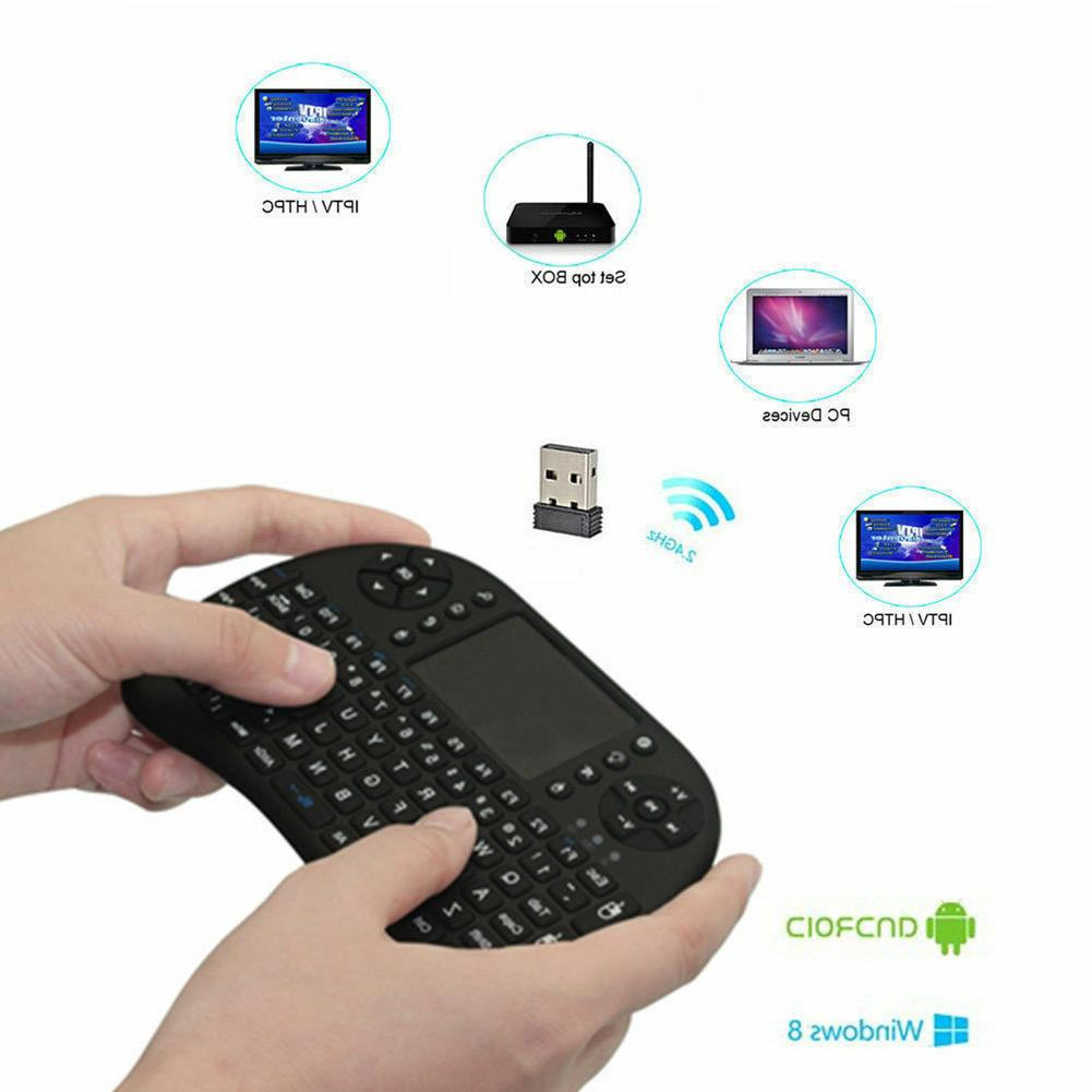 US Mini Keyboard 2.4G with for Kodi