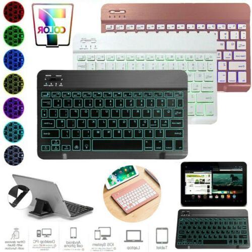 Wireless Keyboard Keypad For iPad 5th/6th/7th 10.2 Air 10.5