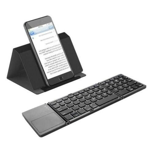 Wireless Keyboard For Phone Portable Foldable