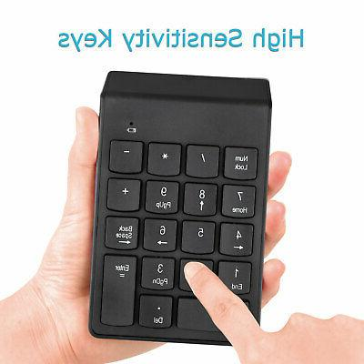 USB Number Numpad Keypad for Laptop Tablet