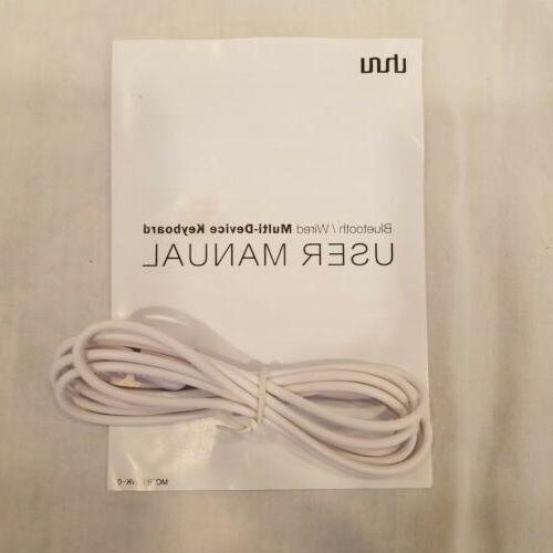 UHURU Keyboard and Slim Model