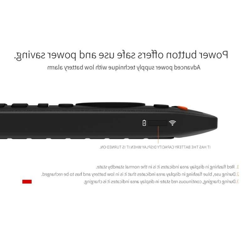 Viboton 2.4G Air Mouse Raspberry <font><b>Wireless</b></font> Learning <font><b>Keyboard</b></font> Combo For Android Tv Comp