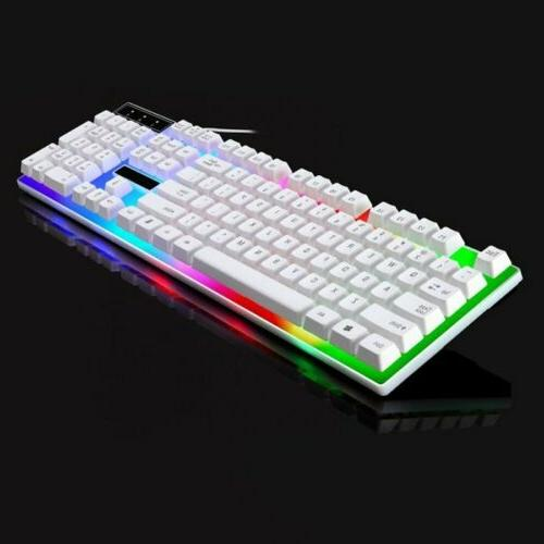 VicTsing Backlit Game Mouse For Win10