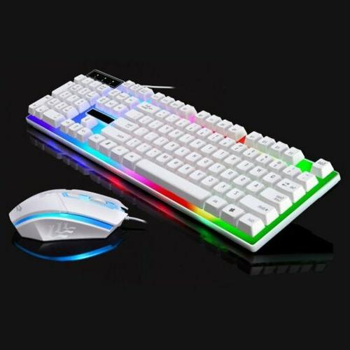VicTsing Backlit Mouse PC Win10