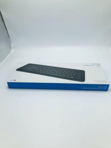 Microsoft Wireless Media Keyboard