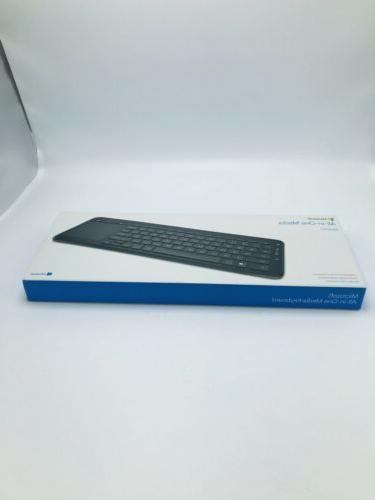 wireless all in one media keyboard n9z
