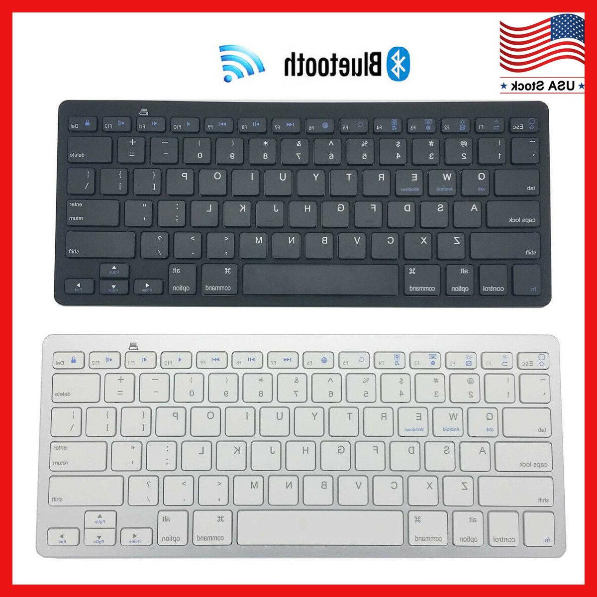 wireless bluetooth 3 0 slim keyboard
